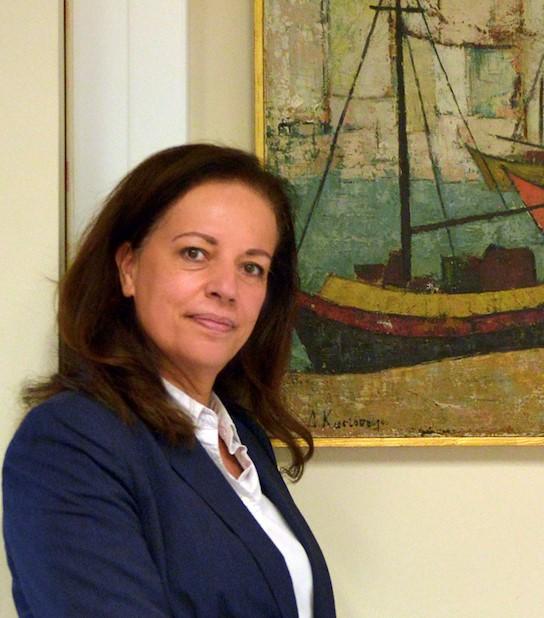 European Waterborne Technology Platform appoints Professor Maria Boile as Coordinator