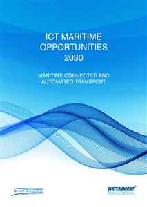 MESA Brochure On ICT Opportunities 2030 Maritime Connected And Automated Transport