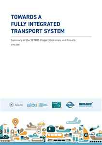 TOWARDS A FULLY INTEGRATED TRANSPORT SYSTEM